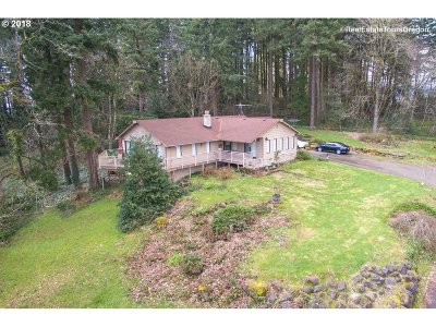Clackamas Single Family Home For Sale: 12455 SE Sunnyside Rd