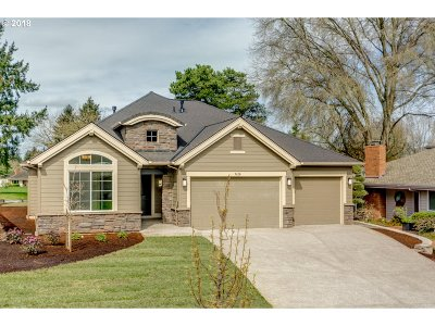 Wilsonville Single Family Home For Sale: 7510 SW Honor Dr