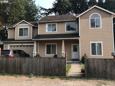 Multnomah County Single Family Home For Sale: 11900 SE Yamhill St