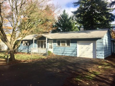 Portland OR Single Family Home For Sale: $249,900