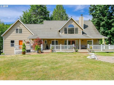 Portland Single Family Home For Sale: 13910 NW Cornelius Pass Rd