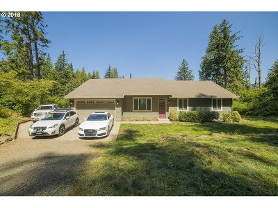 Sandy Single Family Home For Sale: 53229 E Marmot Rd