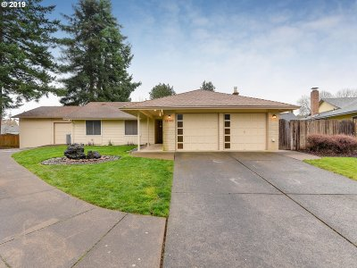 Tigard Single Family Home For Sale: 12740 SW Wills Pl