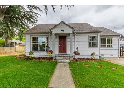 Portland OR Single Family Home For Sale: $379,960