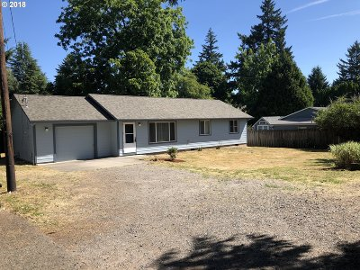 Milwaukie, Clackamas, Happy Valley Single Family Home For Sale: 5507 SE Park St