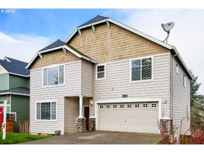 Beaverton, Aloha Single Family Home For Sale: 8365 SW 195th Pl