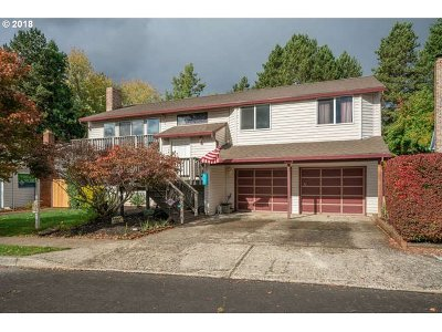 Gresham Single Family Home For Sale: 1961 SW 25th St