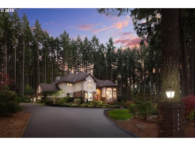 Hillsboro Single Family Home For Sale: 18390 SW Forest Park Rd