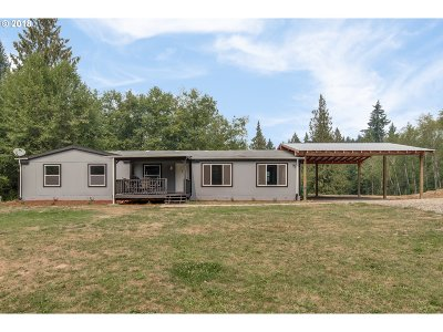 Woodland Single Family Home For Sale: 43210 NE 76th Ave