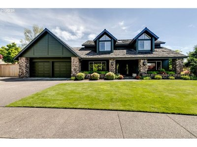 Eugene Single Family Home For Sale: 1565 Victorian Way