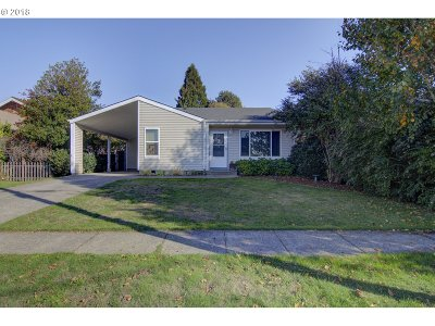 Ridgefield Single Family Home For Sale: 116 N 4th Ave