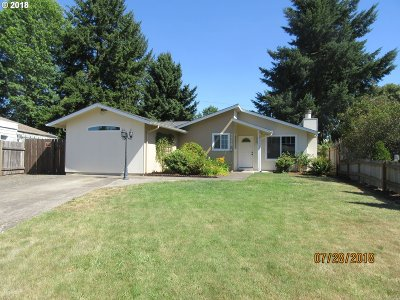 Eugene Single Family Home For Sale: 4516 Souza Ct