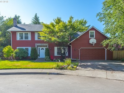 West Linn Single Family Home For Sale: 1929 Aztec Ct