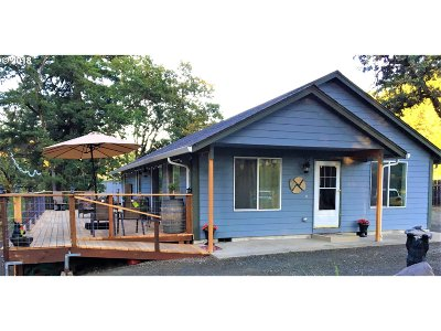 Glide Single Family Home For Sale: 3150 Little River Rd
