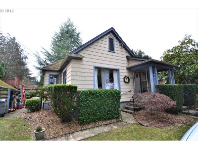 Tigard Single Family Home For Sale: 10250 SW School St