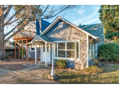 Beaverton Single Family Home For Sale: 5175 SW 192nd Ave