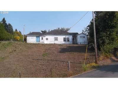 Coquille Single Family Home For Sale: 87125 North Bank Ln