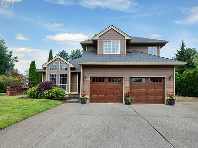 Wilsonville Single Family Home For Sale: 8595 SW Miami