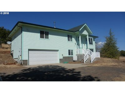 Goldendale Single Family Home For Sale: 1025 Pipeline Rd
