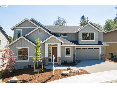 Beaverton Single Family Home For Sale: 16270 SW Jade View Way