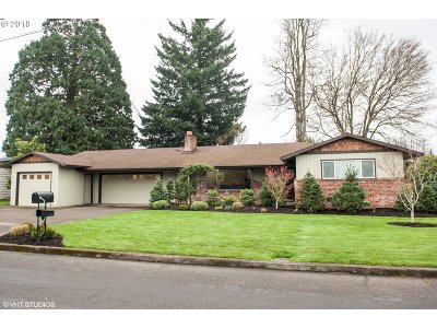 Milwaukie Single Family Home Bumpable Buyer: 7182 SE Renada St