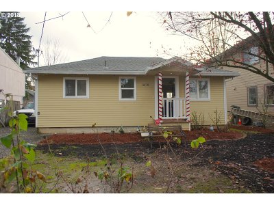 Happy Valley Single Family Home For Sale: 8278 SE Clatsop St