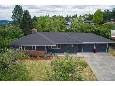Portland Single Family Home For Sale: 7340 SE 112th Ave