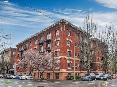 Portland Condo/Townhouse For Sale: 1829 NW Lovejoy St #108