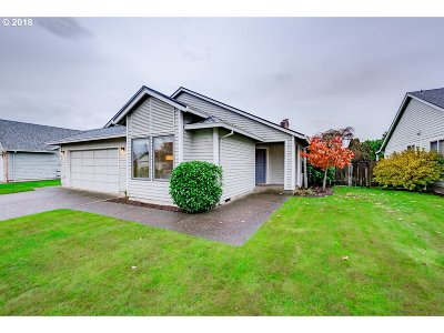 Canby Single Family Home Pending: 561 SE 6th Pl