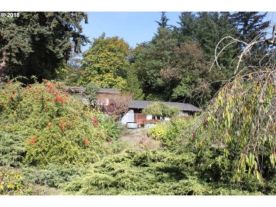 Vancouver Single Family Home For Sale: 6100 E Evergreen Blvd