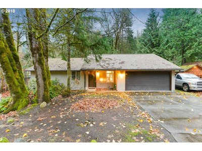 Rhododendron Single Family Home For Sale: 65121 E Barlow Trail Rd