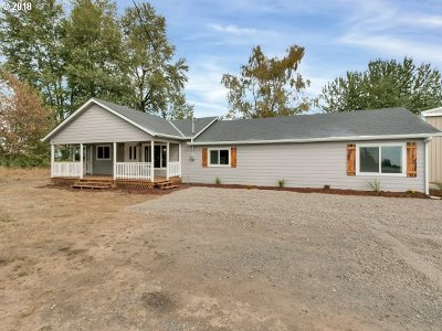 Aumsville Single Family Home Sold: 10507 SE Stayton Rd