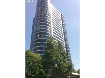 Condo/Townhouse For Sale: 1500 SW 5th Ave #704