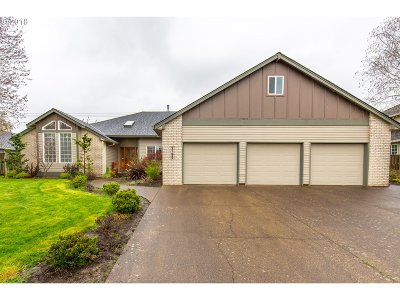 McMinnville Single Family Home For Sale: 2195 NW Chrystal Dr