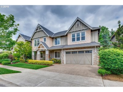 Wilsonville Single Family Home For Sale: 28619 SW Morningside Ave