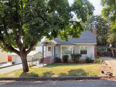 Pendleton Single Family Home For Sale: 611 NW 3rd St