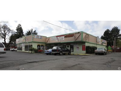 Hillsboro Commercial For Sale: 451 S 1st