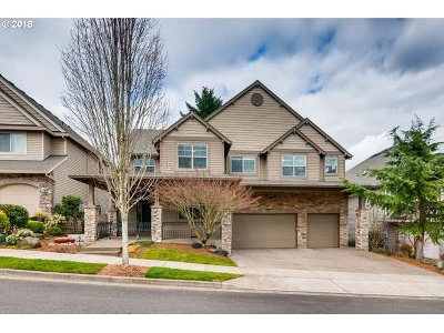 Tualatin Single Family Home For Sale: 10373 SW Crow Way