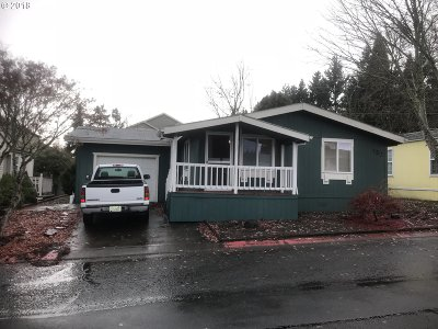 Beaverton Single Family Home For Sale: 21000 NW Quatama Rd #136