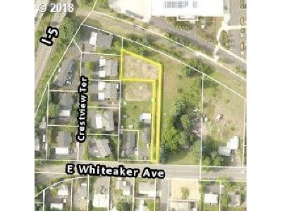 Cottage Grove, Creswell Residential Lots & Land For Sale: E Whiteaker Ave
