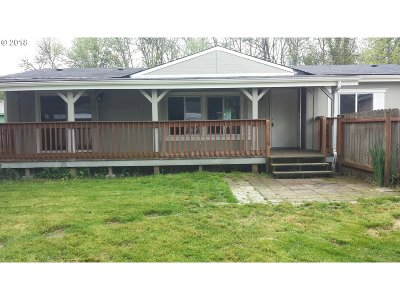 Springfield Single Family Home For Sale: 477 48th St