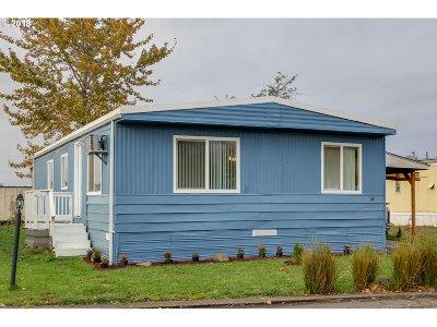 Eugene Single Family Home For Sale: 1415 S Bertelsen Rd Space #28