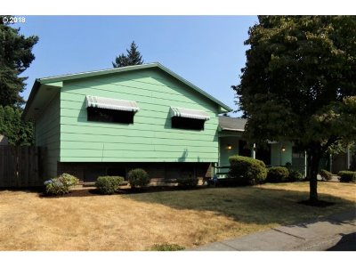 Single Family Home For Sale: 104 NE 164th Ave