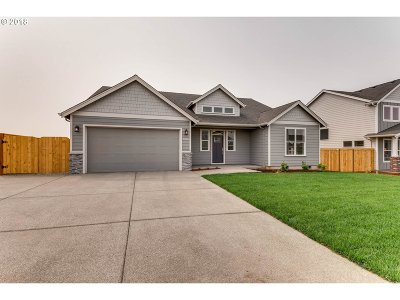 Sublimity Single Family Home For Sale: 470 SE Arbor St