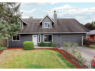 Beaverton Single Family Home For Sale: 21560 SW Imperial Ct