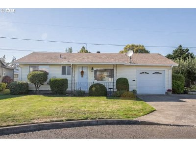 Woodburn Single Family Home For Sale: 1285 Quinn Rd