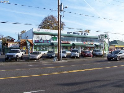 Portland Commercial For Sale: 322 SE 82nd Ave