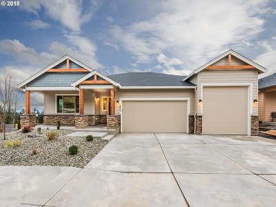 Washougal Single Family Home For Sale: 3265 W St #Lot 1