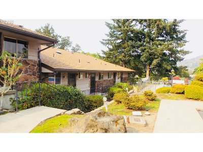 Roseburg Condo/Townhouse For Sale: 1382 SE Court Ave