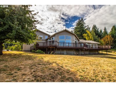 Eugene Single Family Home For Sale: 87349 Prince Ln